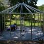 11 m² lustväxthus